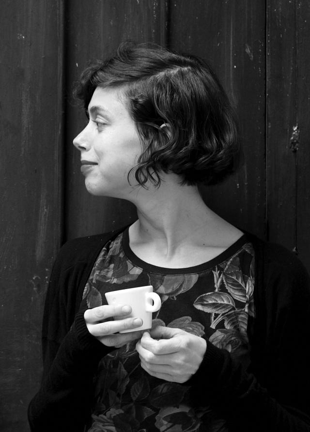 Překladatelka, tlumočnice a spisovatelka Sára Vybíralová