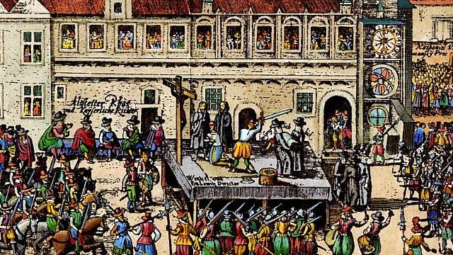 Poprava českých pánů na Staroměstském náměstí