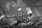 Bájný kraken byl možná jen obřím hlavonožcem.