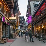 Zermatt, Švýcarsko