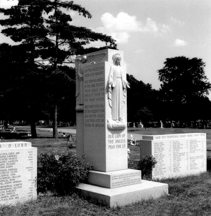 Památník obětem požáru