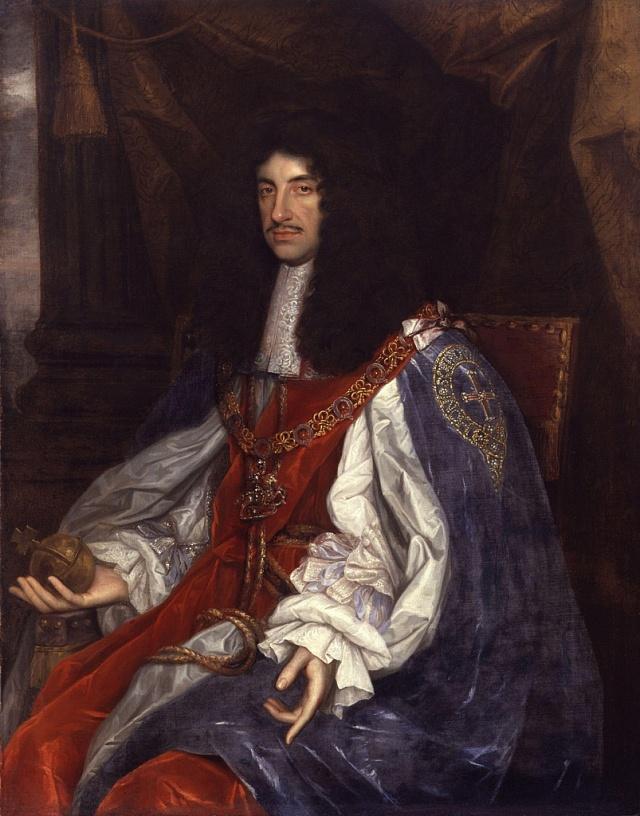 Karel II. byl povolán na trůn po deziluzi zéry anglické republiky.