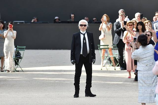 Carl Lagerfeld