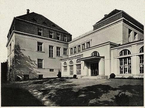 Lemberger-Gombrichův palác ve Vídni (1913-–1015)