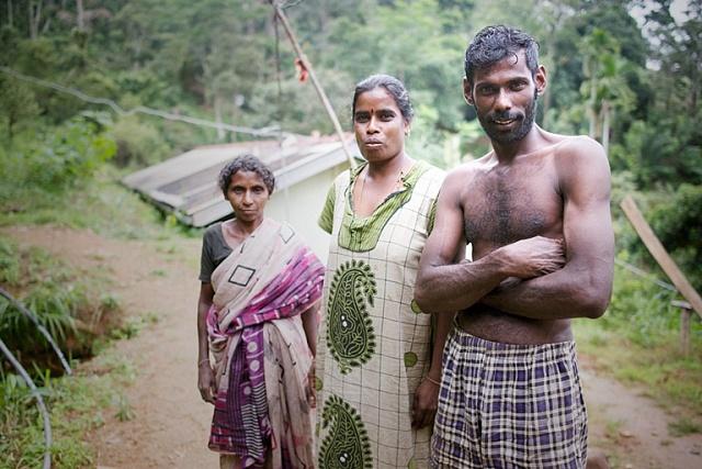 Srílančané se neuvěřitelně rádi fotí.