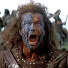 William Wallace v heroickém pojetí Mela Gibsona