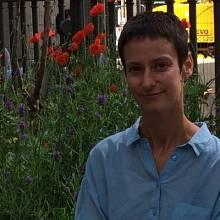 Kurátorka současného umění Clare Gannawayová