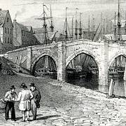 Středověká města nebývala vždy tak čistá, jak ukazují litografie. Opak je pravdou.