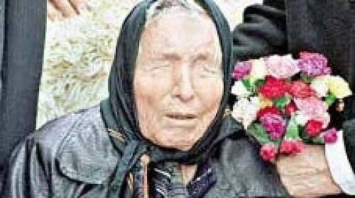Baba Vanga - bulharská věštkyně, jejíž proroctví se překvapivě plní