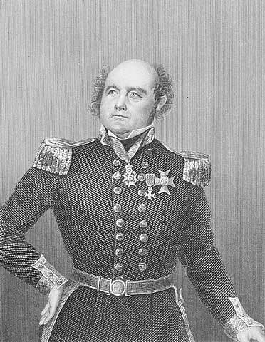 Kapitán John Franklin