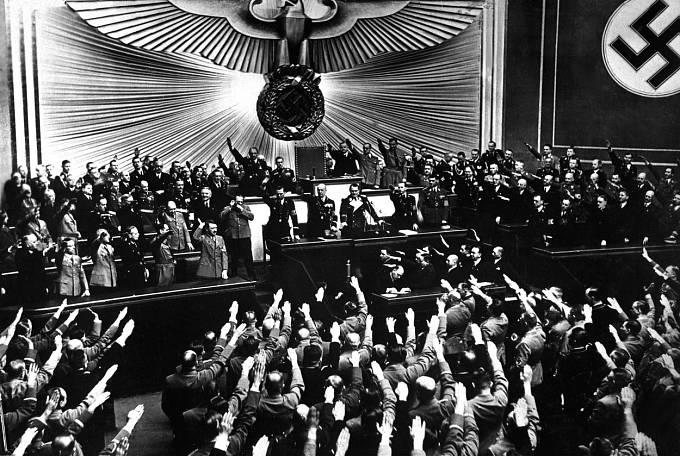 Německo 1938