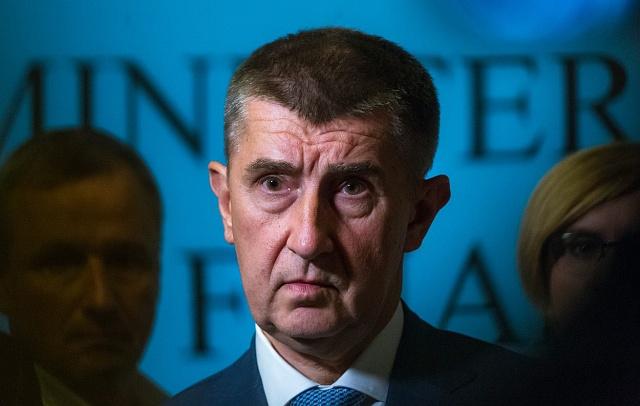 Ministr financí a šéf hnutí ANO