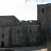 Trosky městečka Oradour-sur-Glane byly ponechány ve stavu, v jakém se nacházely po masakru, jako upomínka na německý válečný zločin