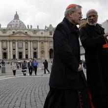 Vatikán, ilustrační foto