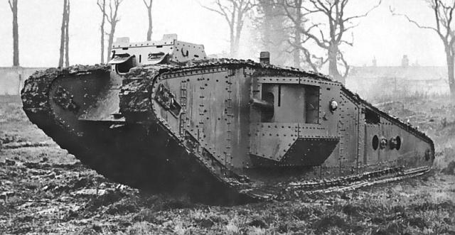 První tanková monstra Němce vyděsily, nikdy nic takového neviděli