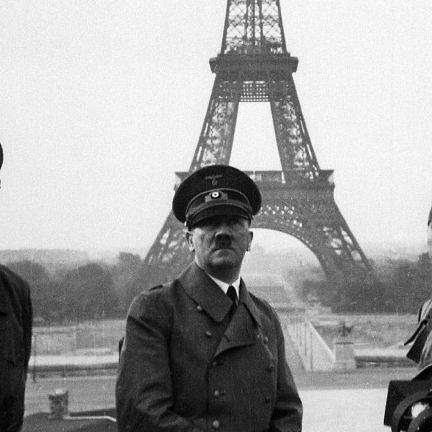 Adolf Hitler v Paříži, 23. června 1940