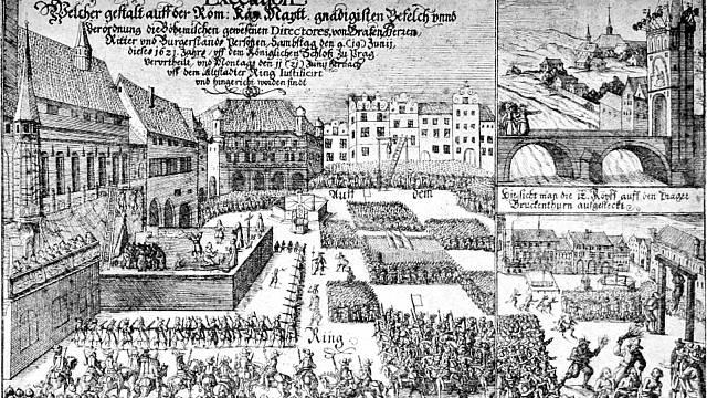 Poprava 27 českých pánů, známá jako Staroměstská exekuce