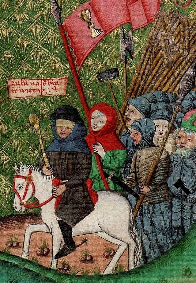Jan Žižka včele husitského vojska, Jenský kodex