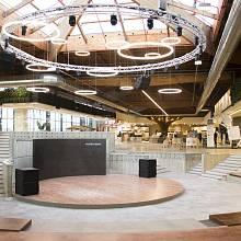 OBCHOĎÁK S JÍDLEM. FICO Eataly World je největší budova svého druhu světa a seženete tam doslova jakýkoli pokrm. Pro italskou Bolognu ji navrhl architekt Thomas Bartoli.