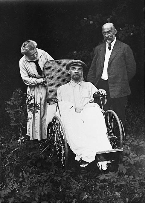 Poslední Leninova fotografie