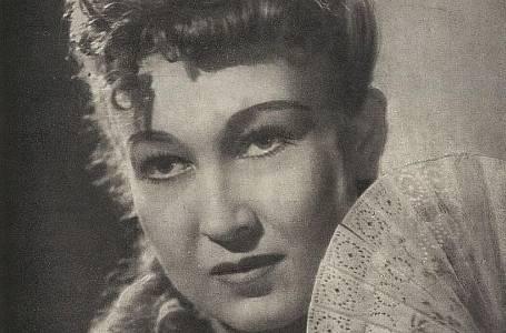 Zorka Janů, méně slavná sestra Lídy Baarové