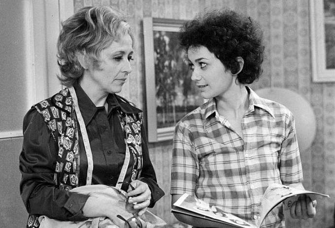 Karolina Slunéčková a Jana Boušková ve snímku Šperk
