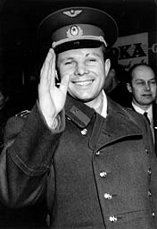 Gagarin ve Švédsku