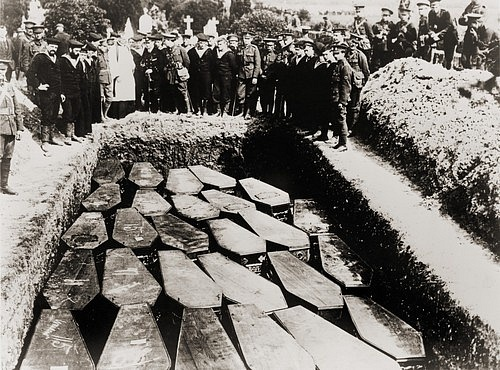 Kvůli ponorkám padlo mnoho obětí na životech