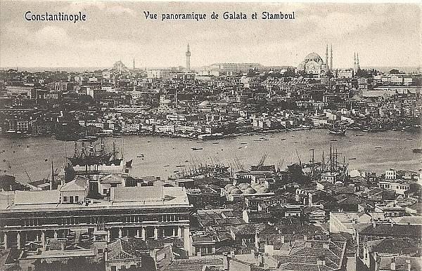 Cařihrad koncem 19. století