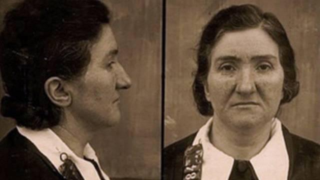 Leonarda Cianciulli zavraždila tři ženy.