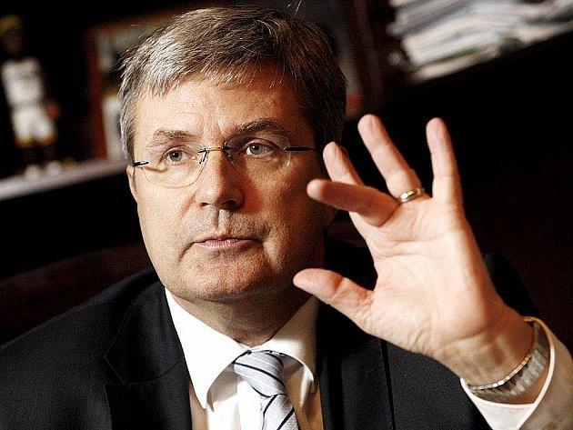 Advokát s výrazným vlivem Miroslav Jansta