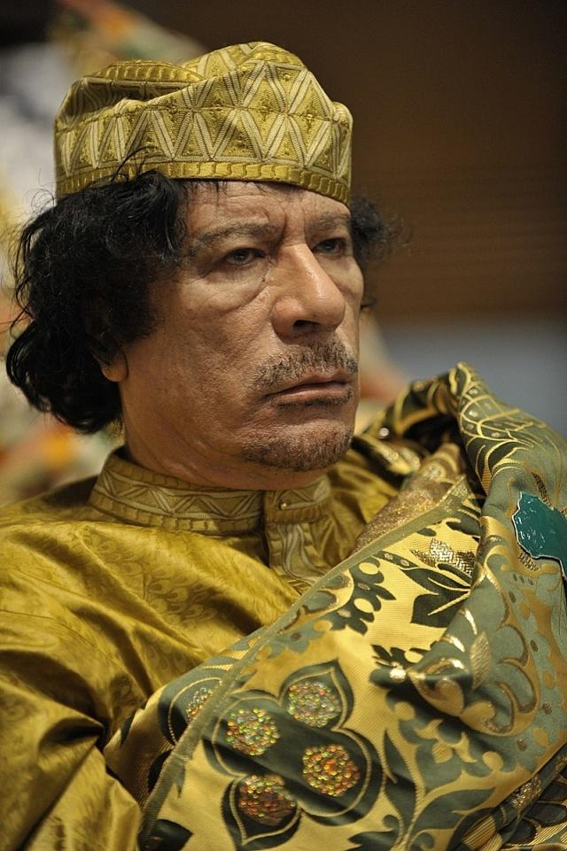 Muammar Kaddáfí byl jedním znejdéle vládnoucích vůdců na světě
