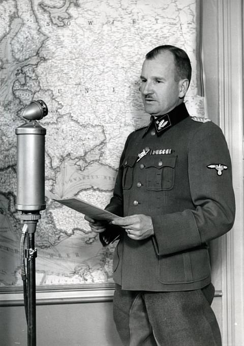 Ernst-Robert Grawitz, Říšský lékař SS