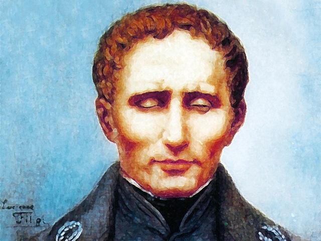 Louis Braille (1809-1852)