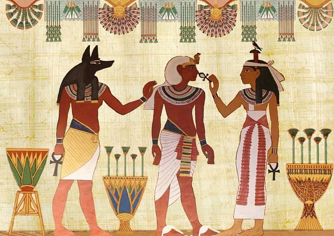 Egypťané se po dlouhá staletí domnívali, že existuje mužská obdoba menstruace.