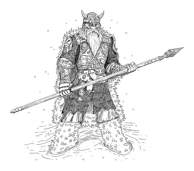 Vikingové byli především skvělí válečníci