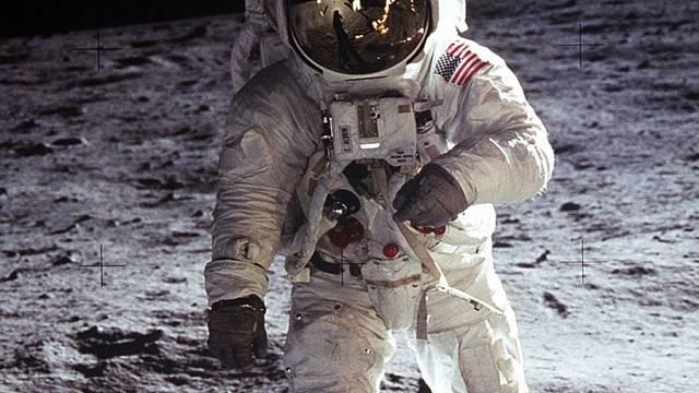 Neil Armstrong, muž na Měsíci