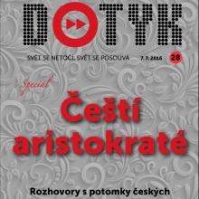 Dotyk 28/2016 - Speciál Aristokraté