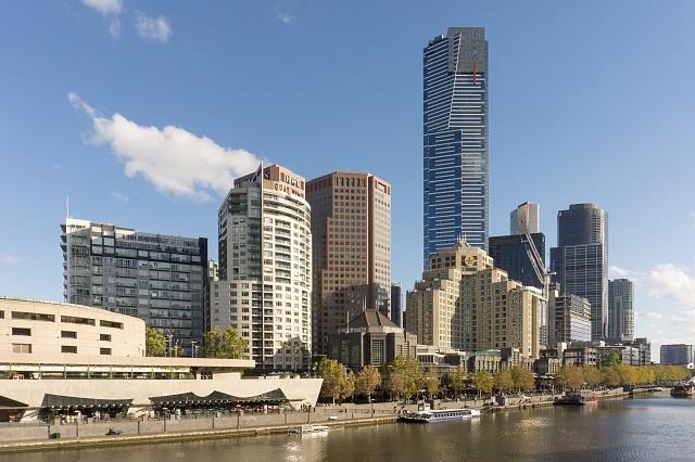 Centrum Melbourne, distrikt CBD