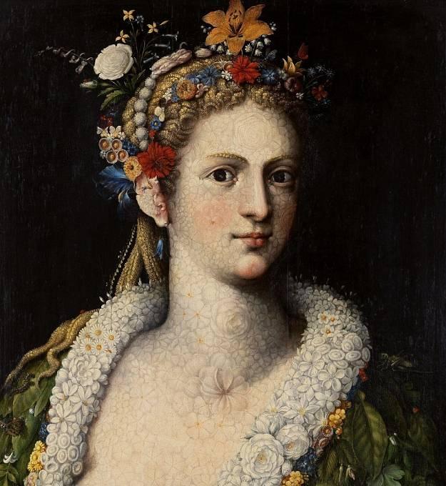 Domnělý portrét Kateřiny Stradové