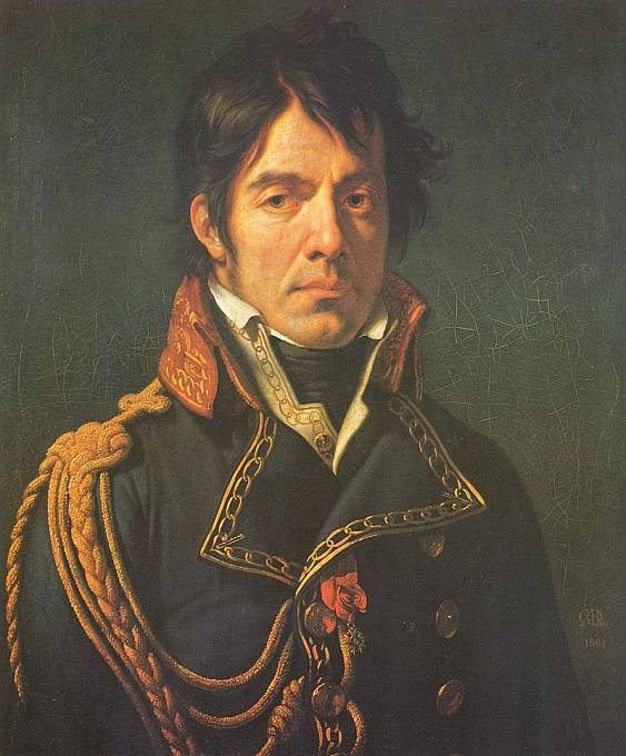 Zákrok provedl vojenský chirurg Dominique Jean Larrey