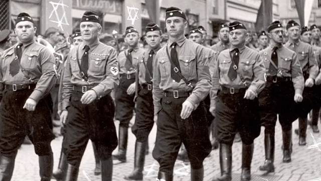 Je otázka, jak by se svět vyvíjel, kdyby Hitler válku vyhrál.