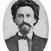 Spisovatel Gustav Pfleger Moravský