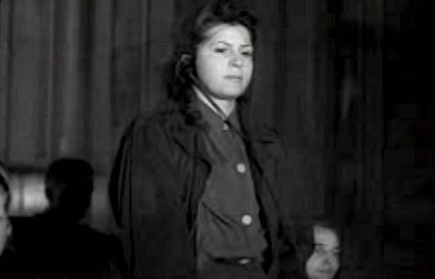 Luise Danz u poválečného soudu