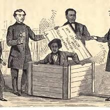 Henry Brown přežil 27 hodin v poštovní bedně.