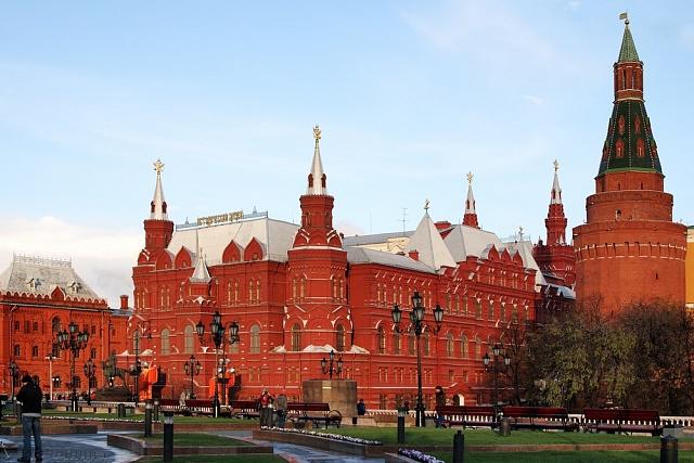 Moskevské Rudé náměstí, hlavní dějiště ruských dějin