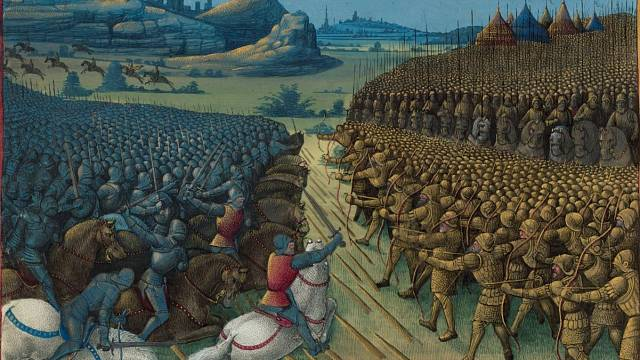 Bitva u Nicopolis