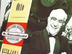Otto Löwy na titulní straně svých pamětí