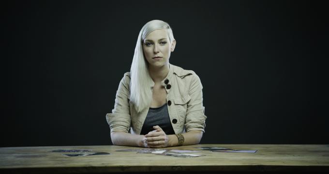 Alžběta Trojanová v kampani Sdílej bezpečně