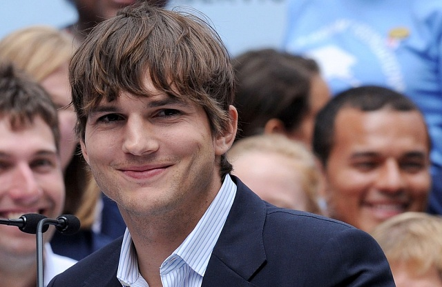 Úspěšný herec i investor Ashton Kutcher.